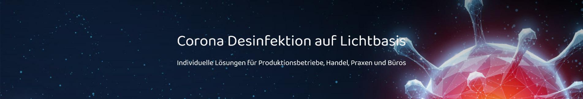 www.Licht-Desinfektion.ch / Desinfektionsgeräte mit Licht für Räume