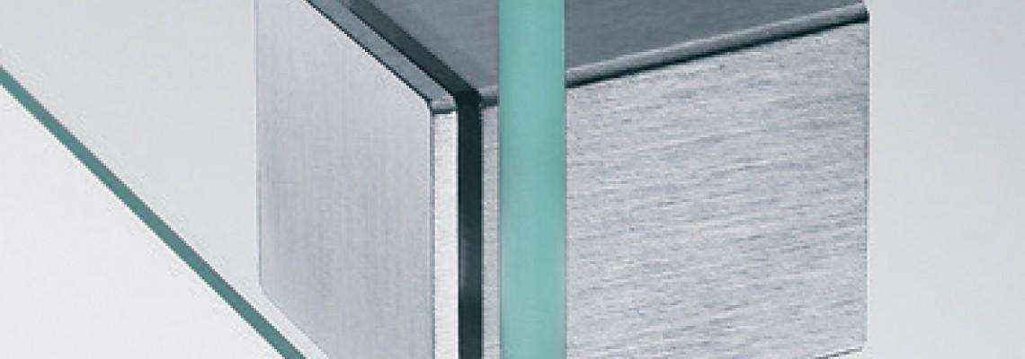 Signaletik Beschriftung, Abstandhalter für Wandschilder K-Fix