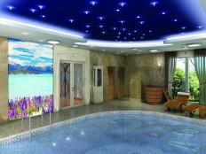 LED-Leuchtkästen, LED-Lichtsysteme und LED-Lichtfelder, LED-Lichtfelder DECO-line