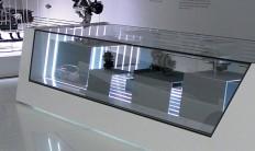 Messeleuchten, LED-Lichtleiste CANTENA