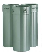 Ascher- & Abfallbehälter