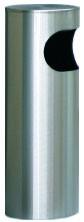 Ascher-Abfallbehälter 255 INOX-line für den Innenbereich