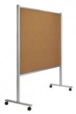 Standmobiliar Garderoben Ausstellungssysteme Informationsständer ALU-rond