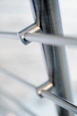 Rohr-Stecksysteme STECK-fix, Mini-rail Galerie-System