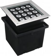 Leuchten und Strahler für Werbeanlagen, LED-Einbauleuchte HYDROMAX