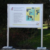 Signaletik, Schildersystem ALU-info