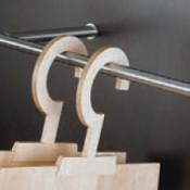Ladenbau-Systeme Shop-Systeme, Thekenbeschläge, Brotroste