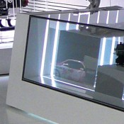 Messeleuchten, LED-Lichtleiste, Lichtsystem CANTENA