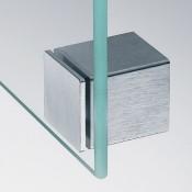 Beschriftung Signaletik Abstandhalter aus Edelstahl oder Aluminium
