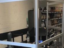 Ladenbau-Systeme, Brotroste, Shop-Systeme, Thekenbeschläge, Beschläge