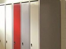Garderobenschrank aus Stahl, Depotschränke FERRO-line