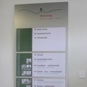 Signaletik, Beschriftung, Leit- und Orientierungssystem TURIN
