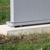 Stelen, Pylone für den Aussenbereich, Flachpylone QUADRO 1