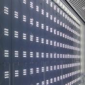 Signaletik, Beleuchtung, Werbe- und Spanntuchrahmen, Spanntuchrahmen ALU-tf 100