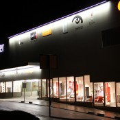 Leuchten und Strahler für Werbeanlagen, LED-Lichtsystem LPS 3050