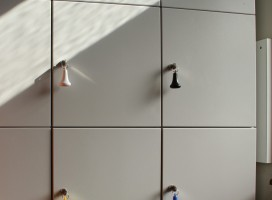 Garderoben- & Depotschränke FERRO-line aus geschweisstem Stahlblech